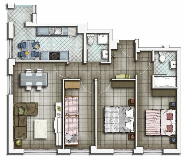 Office Interior Design Commercial Interior Design Republic Of Extraordinary 2D Interior Design Property